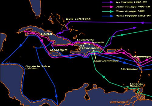 Christophe Colomb : l\'explorateur du Nouveau Monde