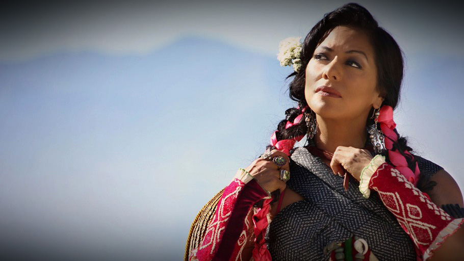 Lila Downs...