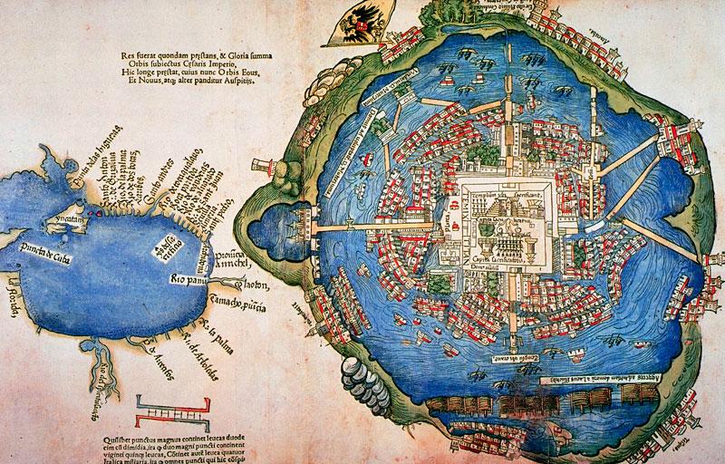 plan de tenochtitlan