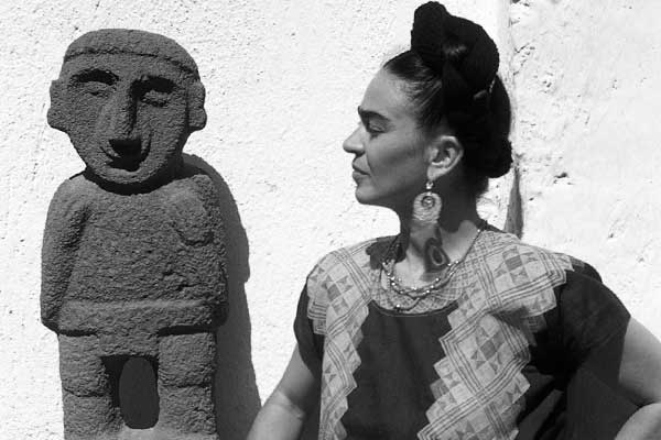 Photo de Frida... par Gisele Freund