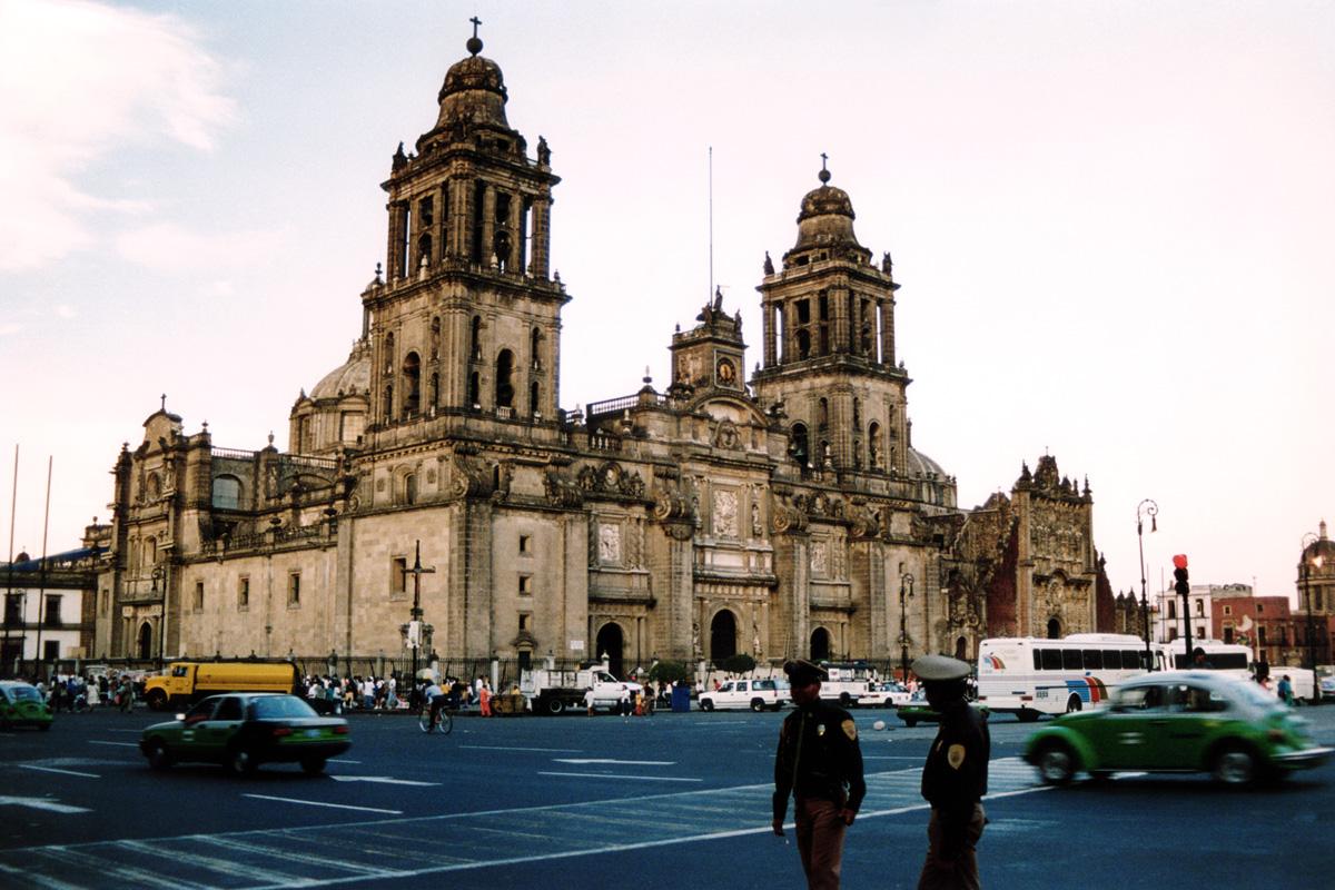 Mexico La Capitale Du Mexique