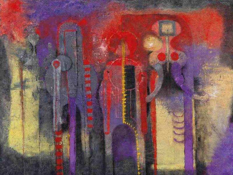 Rufino Tamayo Le Peintre Indigene