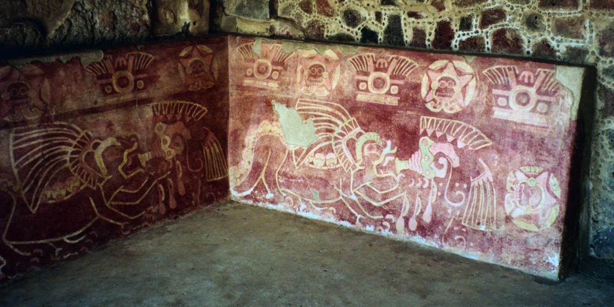 Les Peintures Murales Du Mexique